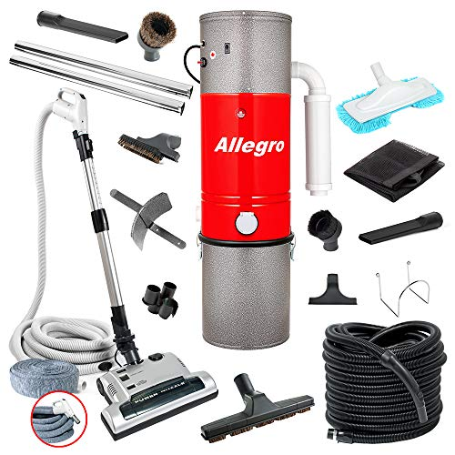 List of the Top 10 central home vacuum system you can buy in 2019