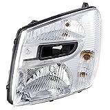 CarPartsDepot Front Bumper Head Light Lamp Left Hand Side Fit 05-09 Chevy Equinox GM2502254