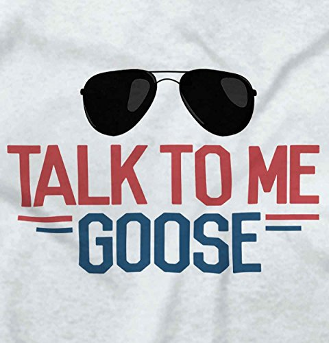 Talk to Me Goose Funny Movie Newborn Baby Toddler T Shirt - http://coolthings.us