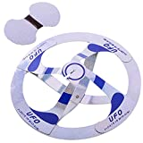 Mystery UFO Floating Mid-air Flying Saucer Toy Nice Magic Trick By Mochimoru