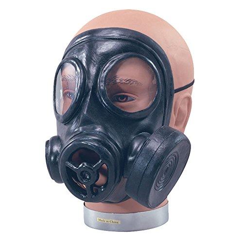 (Bristol Novelty BA582 Gas Mask Rubber, One)