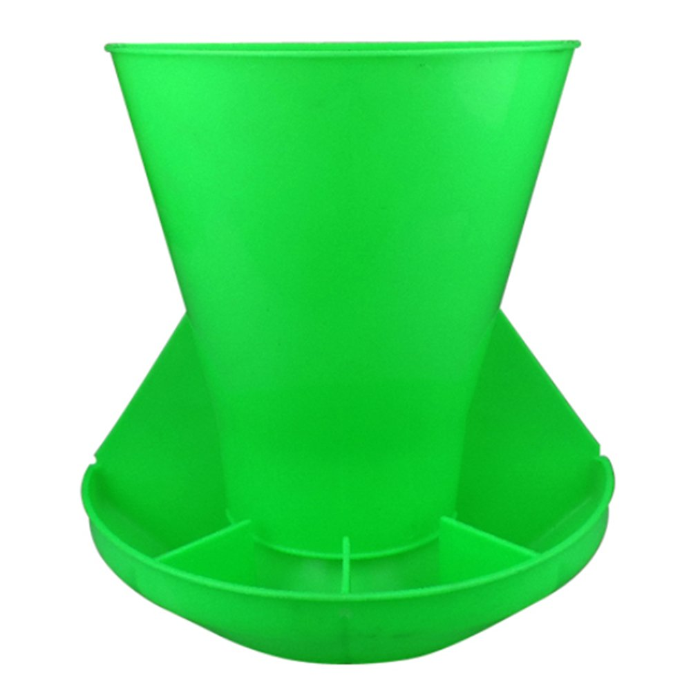 Thick Piglet Fodder Slot Manger Feeder Plastic