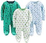 Simple Joys by Carter's Baby Boys' 3-Pack Sleep and