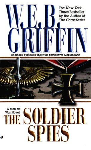 (Soldier Spies (Men at War Book 3))