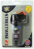 Streetwise Security Products Police Strength Streetwise 23 Pepper Spray, 3-Ounce, Fire Master
