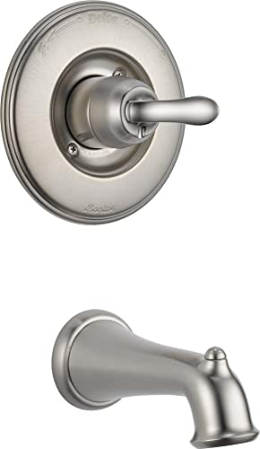 Delta Faucet T14194-SS, 6.50 x 7.00 x 6.50 inches, Stainless