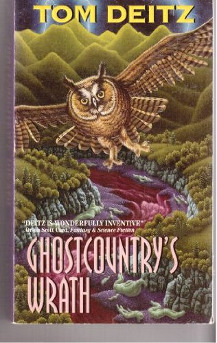 book cover of Ghostcountry\'s Wrath