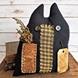 Rustic Farmhouse Primitive Folk Art Mabel Kitty Cat Art Doll Review