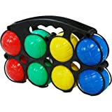 NEW CHILDREN GARDEN FRENCH BOULES BOWLS PENTANQUE GAME OUTDOOR BEACH PARTY  TOYS PACK OF 8 By