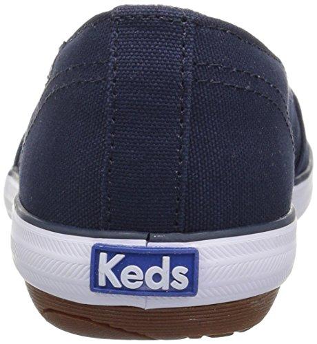 Keds Femmes Cali Ll Toile Sneaker Marine