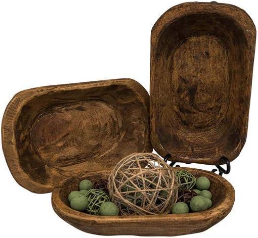 The Best Wooden Dough Bowls For Decor