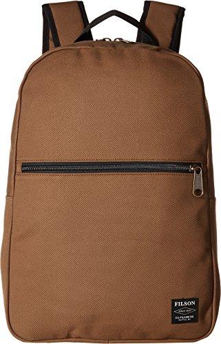 Filson Unisex Bandera Backpack Sepia One Size