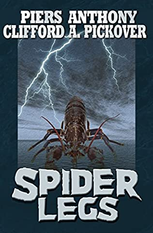 book cover of Spider Legs