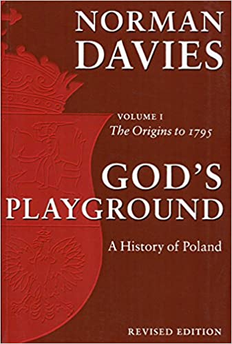 God's Playground A History Of Poland: Volume 1: The Origins To 1795: Origins To 1795 Vol 1 por Norman Davies Gratis