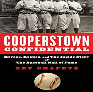 Cooperstown Confidential Audiobook