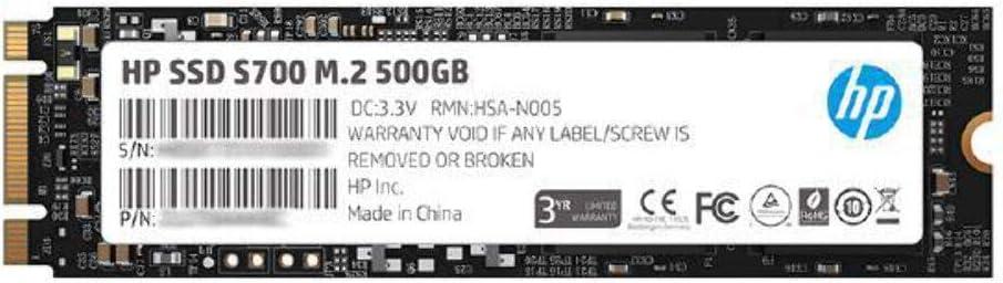 Hp S700 M 2 500gb Ssd Computer Zubehör