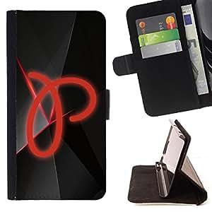 BullDog Case - FOR/Samsung Galaxy S4 IV I9500 / - / P /- Monedero de cuero de la PU Llevar cubierta de la caja con el ID Credit Card Slots Flip funda de cuer