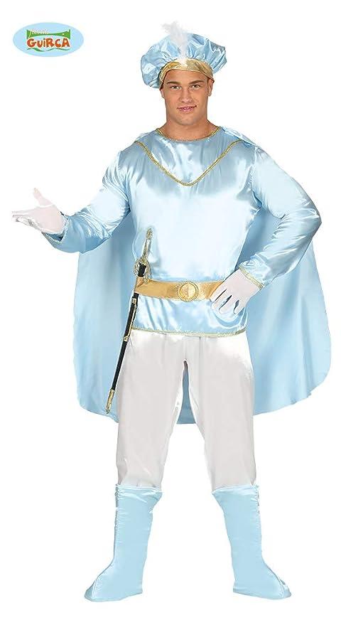 moda firmata prezzo all'ingrosso la più grande selezione di Fiestas Guirca Costume Principe Azzurro Uomo delle Fate