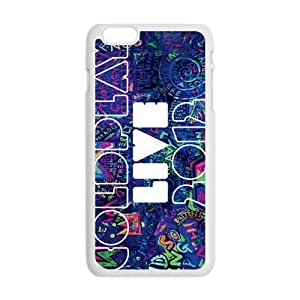 coldplay live Phone Case for Iphone 6 Plus