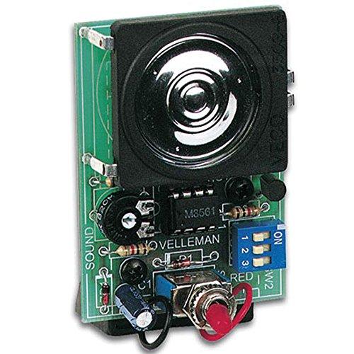 Velleman MK113-VP Siren Sound Generator, 2.4