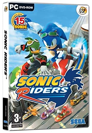 Sonic Riders Pc Download Full Version