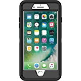 OtterBox DEFENDER SERIES Case for iPhone 7 (ONLY) - Retail Packaging - BLACK