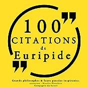 100 citations d'Euripide |  Euripide