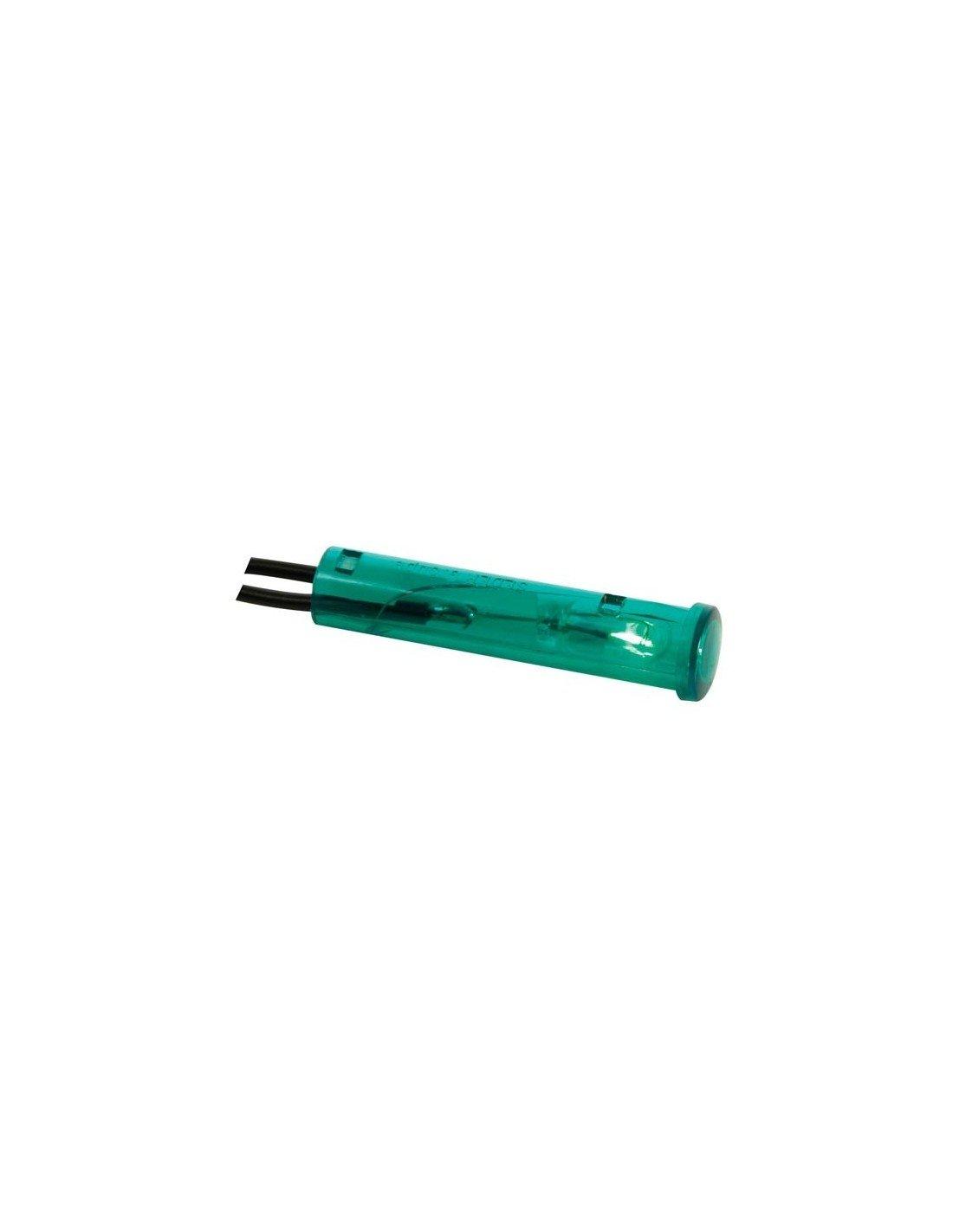 VS Electronic 124035 Signalleuchte, 7 mm, 220VAC, Grü n VS Electronic Vertriebs GmbH