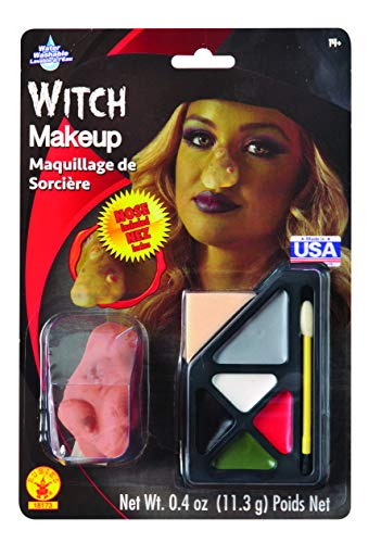 Rubie's 18173 Costume Co Witch Makeup Kit, One Size