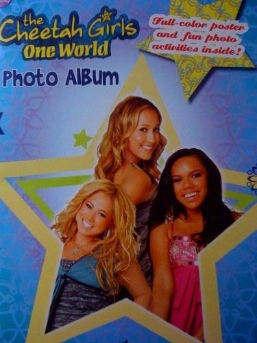 Disney's The Cheetah Girls: One World Photo Album with Full-Size Poster