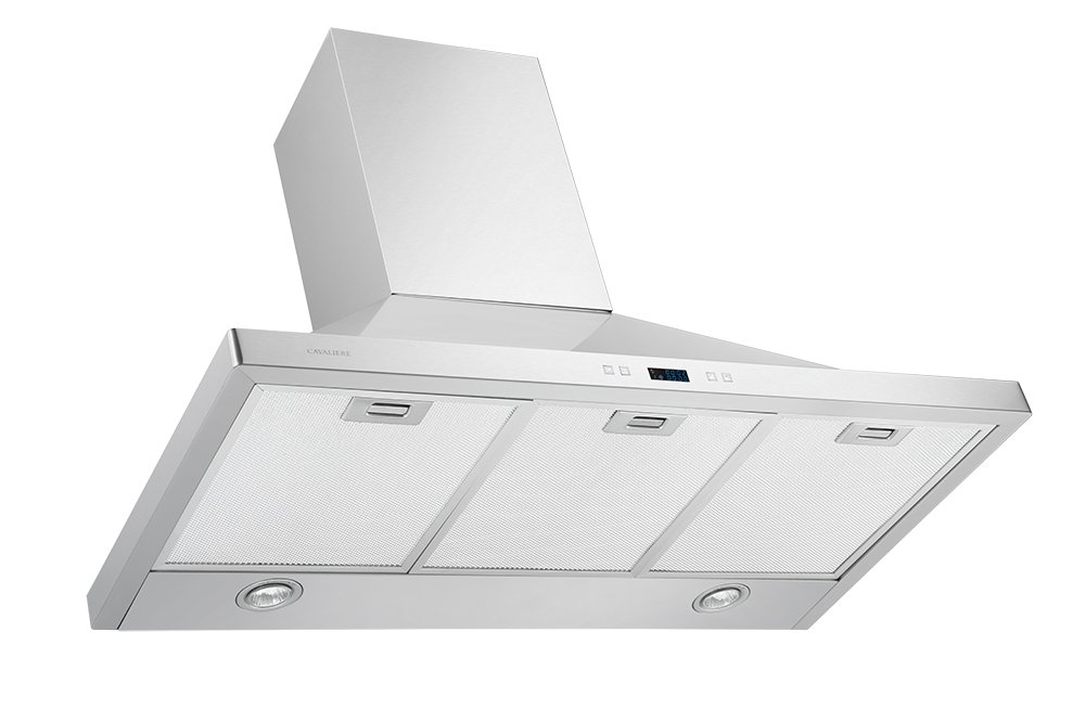 CAVALIERE 36'' Wall Mounted Stainless Steel Kitchen Range Hood 900 CFM SV218B2-36 by CAVALIERE (Image #5)