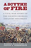 A Scythe of Fire: A Civil War Story of the Eighth