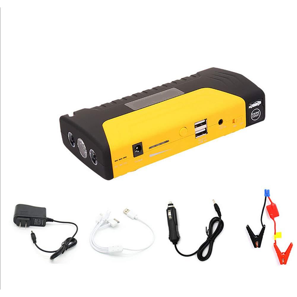 AWAKMER Chargeur de Batterie portatif Multifonctionnel de Sauteur de Voiture portatif de Secours de Grande capacité Automatique résistant pour Le Camion de berline
