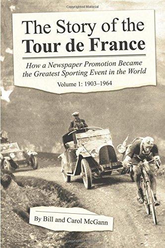 The Story of the Tour De France by Carol McGann Bill Mcgann (2006-07-25)