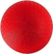 School Smart Playground Ball - 13 inch - Red