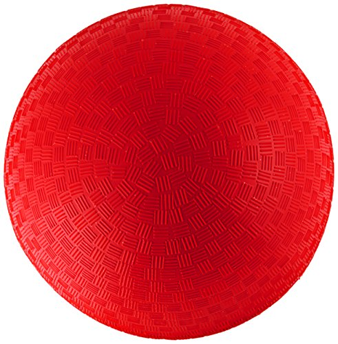 Sportime Playground Ball, 13 Inches, Red - 1293618]()