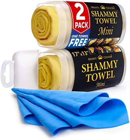 Premium Chamois Cloth Car Shammy product image