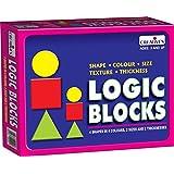 Creative Educational Aids 1018 Logic Blocks