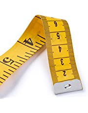Prym Centimeter lint profi glasvezel, Geel 254cm