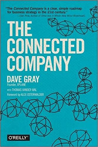 The Connected Company book cover