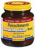 Fleischmann's Bread Machine Jar, 4-Ounce (Pack of 2)
