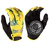 Sector 9 Rush Slide Gloves, Yellow, Large