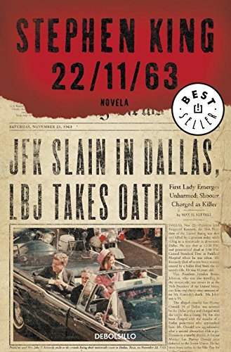 22/11/63 (Spanish) by Stephen King (2013-02-07)