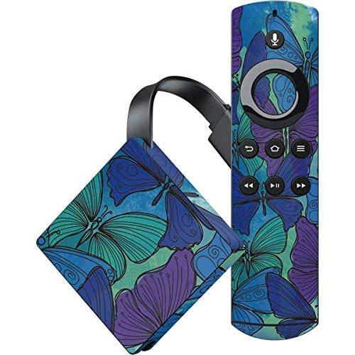 - Patterns Fire TV Skin - California Watercolor Butterflies   Skinit Patterns & Textures Skin