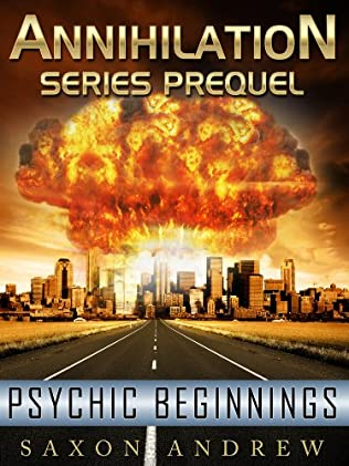 book cover of Psychic Beginnings