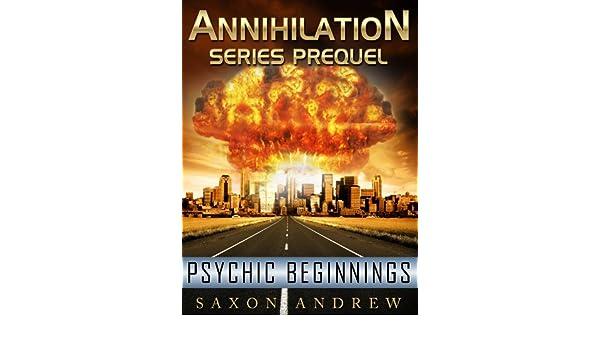 Psychic Beginnings (Annihilation series) (English Edition ...