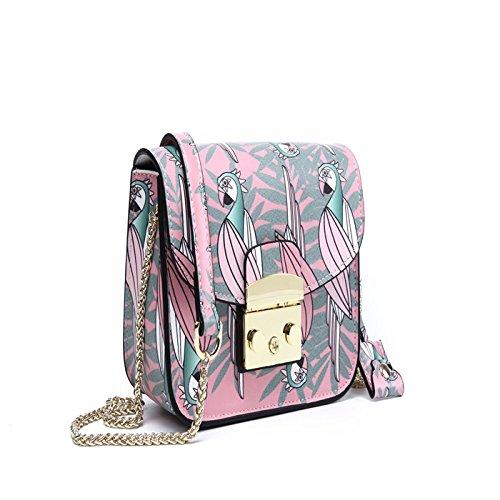 Female Crossbody Ladies Mini Sky Bags Small Bag Genuine Chain Clutches Messenger Bag Blue AASSDDFF Women Flap Girls 18cm8cm12cm xp8YwPPq