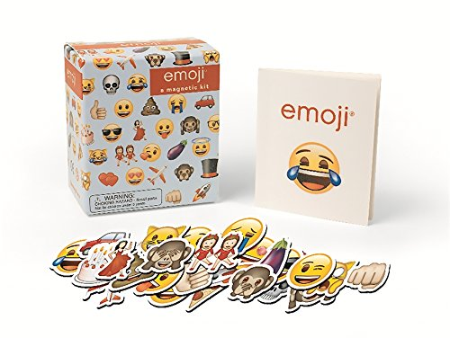 Emoji: A Magnetic Kit (Miniature Editions) pdf