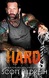 HARD (Biker MC Romance Book 1)