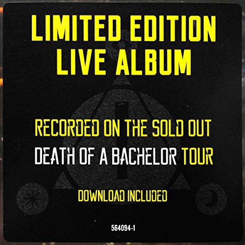 Music : ALL MY FRIENDS WE'RE GLORIOUS LIMITED EDITION LIVE ALBUM